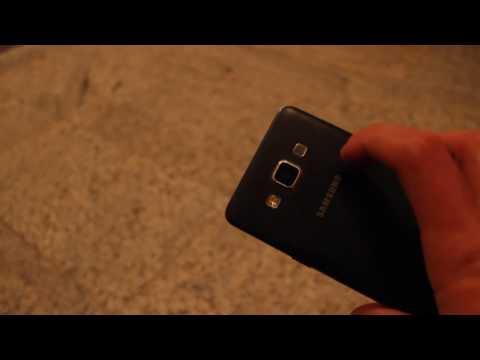 Samsung A5 Test
