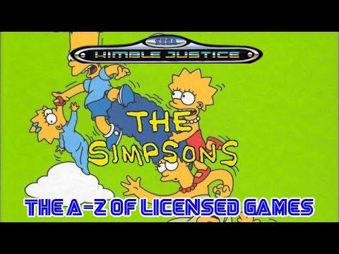 Top 10 Simpsons Games - Kim Justice
