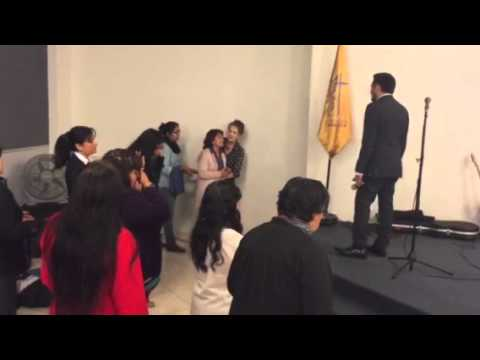 Time of Ministry in Peru - 2