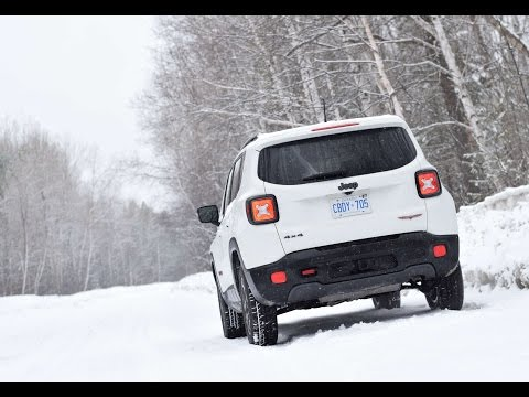 2017 Jeep Renegade Trailhawk review