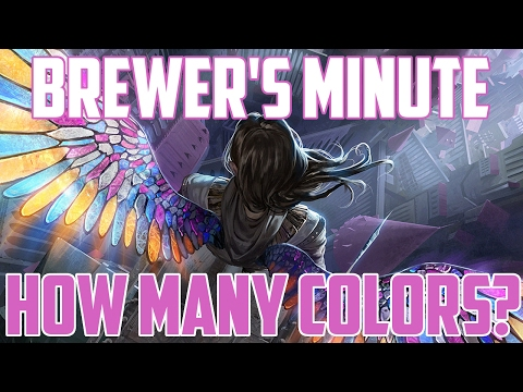 Brewer's Minute: How Many Colors?