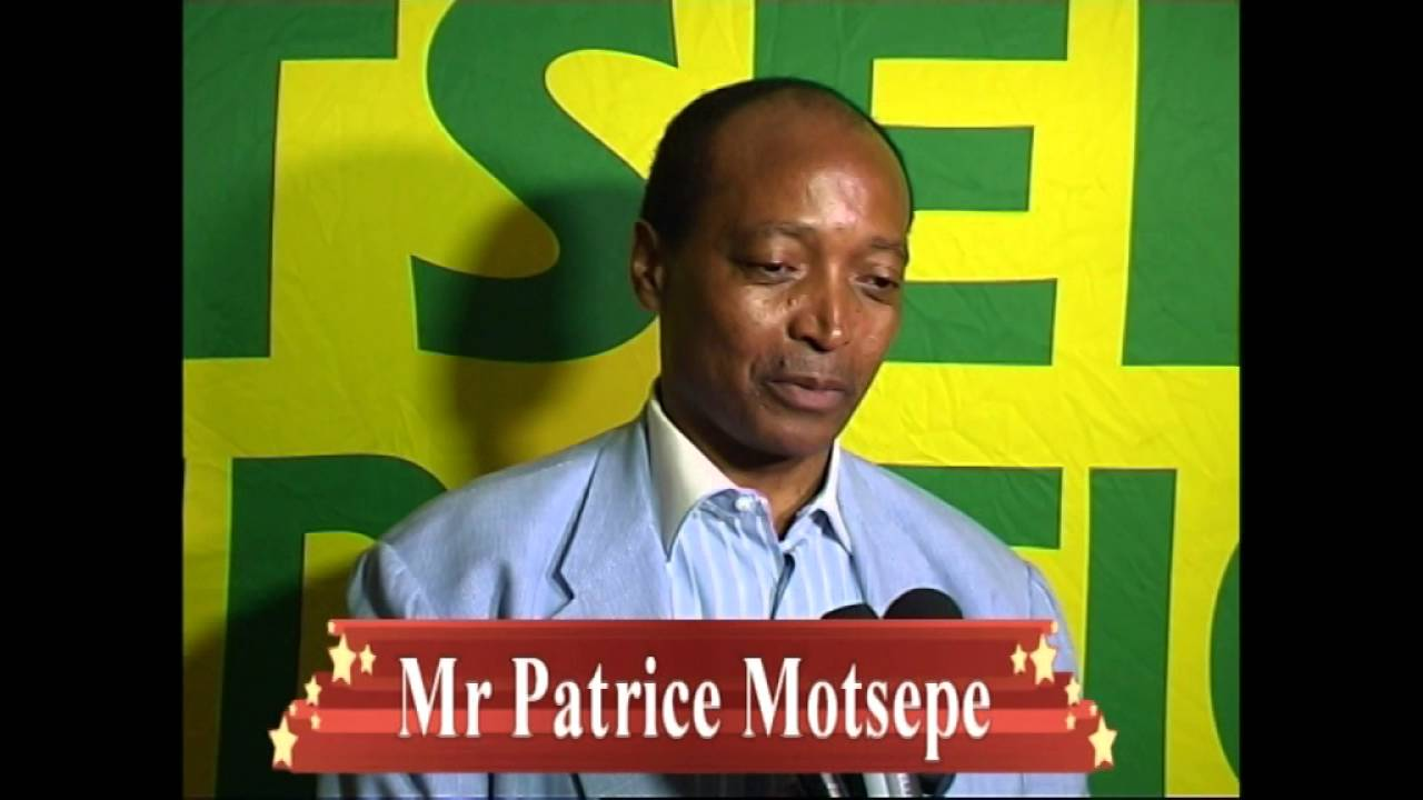 Chairman And Founder Of The Motsepe Foundation Patrice