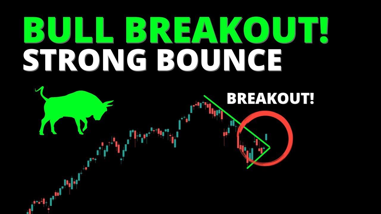BULL BREAKOUT! STRONG BOUNCE (SPY, QQQ, DIA, IWM, ARKK, BTC)