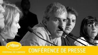 RESTER VERTICAL - Press Conference - EV - Cannes 2016