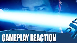 Jedi Fallen Order Gameplay Reaction - We've Seen It Up Close!