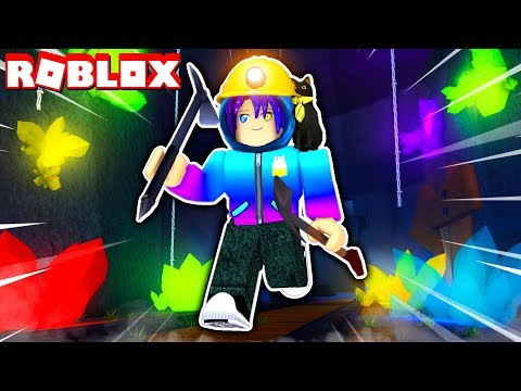 MINING MY WAY TO THE CENTRE OF THE EARTH IN ROBLOX! Mining Simulator