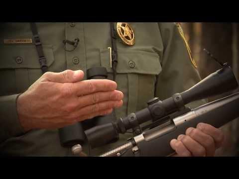 SCDNR Hunter Education - Rifle Scopes