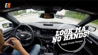 Cadillac Super Cruise  - The Best Hands-Off Review