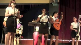 Ce Soir : Septeto  ❛KSUAL❜  ❝PURAS MENTIRAS❞ (samba)