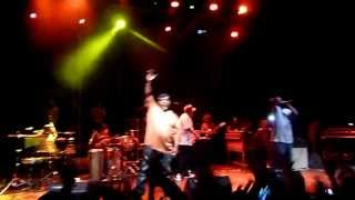 De La Soul - LIVE - Much More / Stakes Is High / The Bizness - London 2013