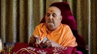 Guruhari Darshan 17 May 2015, Sarangpur, India