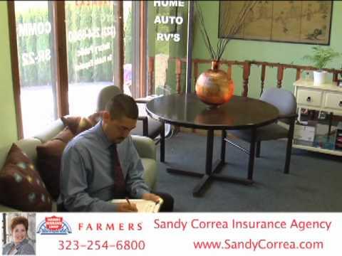 Farmers Insurance Group/ Sandy Correa Insurance Agency-Auto Insurance,  Los Angeles, CA