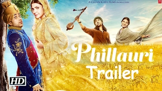 Phillauri trailer: Anushka Sharma turns ghost   Diljit Dosanjh