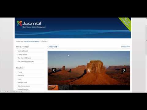 BT Portfolio - Joomla Portfolio Component