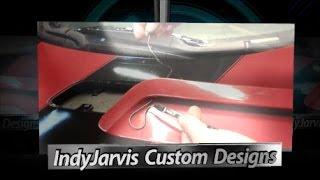 info@indyjarvis.com - IndyJarvis Custom Designs Talking Cars Demo