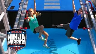 American Ninja Warrior Junior TOP 10 RUNS from Season 1 | Universal Kids