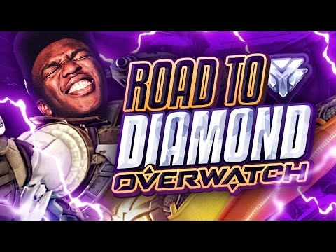 Thumbnail: OVERWATCH - ROAD TO DIAMOND!!!