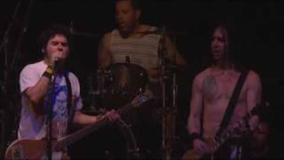 NOFX the man i killed live pro shot in germany.