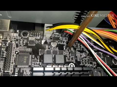 Как сбросить настройки БИОС (BIOS) до заводских по умолчанию если ПК не запускается