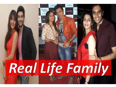 Real Life Family of Ek Shringaar Swabhimaan Actors