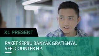 Paket SERBU banyak GRATIS-nya! Versi Counter HP | XL Presents