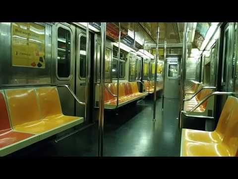 IRT Eastern Parkway Line: Manhattan-bound R62 3 Train Ride