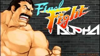 Final Fight Alpha - OpenBOR - FULL DOWNLOAD - [PT-BR]