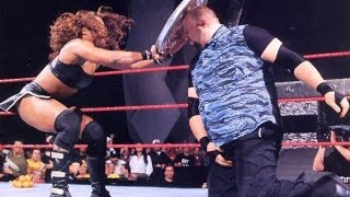 Jazz vs Bubba Ray Dudley  -  RAW 04/29/2002