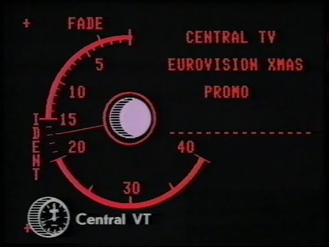 Central TV Christmas Tape 1983