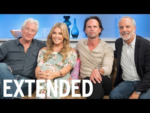 Richard Gere And Walton Goggins Talk 'Three Christs' At TIFF