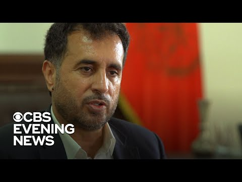 Asadullah Khalid says U.S. and Afghan troops are coordinating better than ever