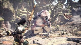 Monster Hunter World - HollywoodShono trying to gear up with Mazorin, Injustice 1 Monday thumbnail