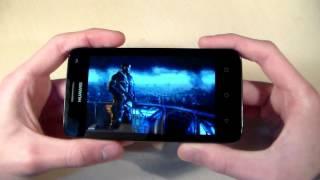 Игры Huawei Y3c (RealRacing3, DeadTrigger2, ClashOfClans)