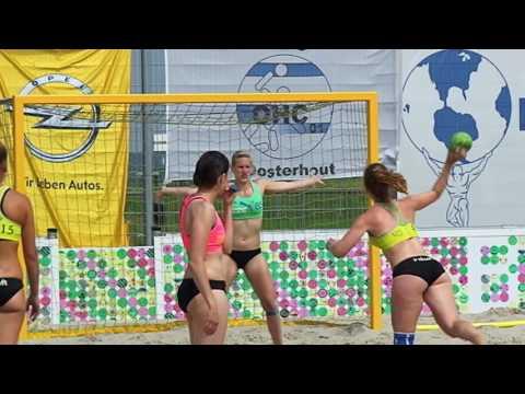 CBT 2016 - Camelot 1 vs. CAIPiranhas - Group Woman