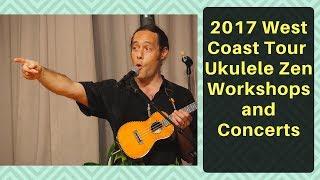 2017 west coast workshops & concert tour! (plus a quick beatles lesson)