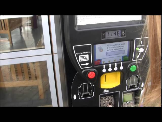 Cambridge Park and Ride Parking Payment Help