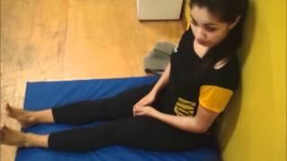 Proposta de exercicios simples para melhorar a flexibilidade.wmv