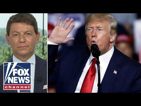 Hogan Gidley echoes Trump: Media are pushing a recession