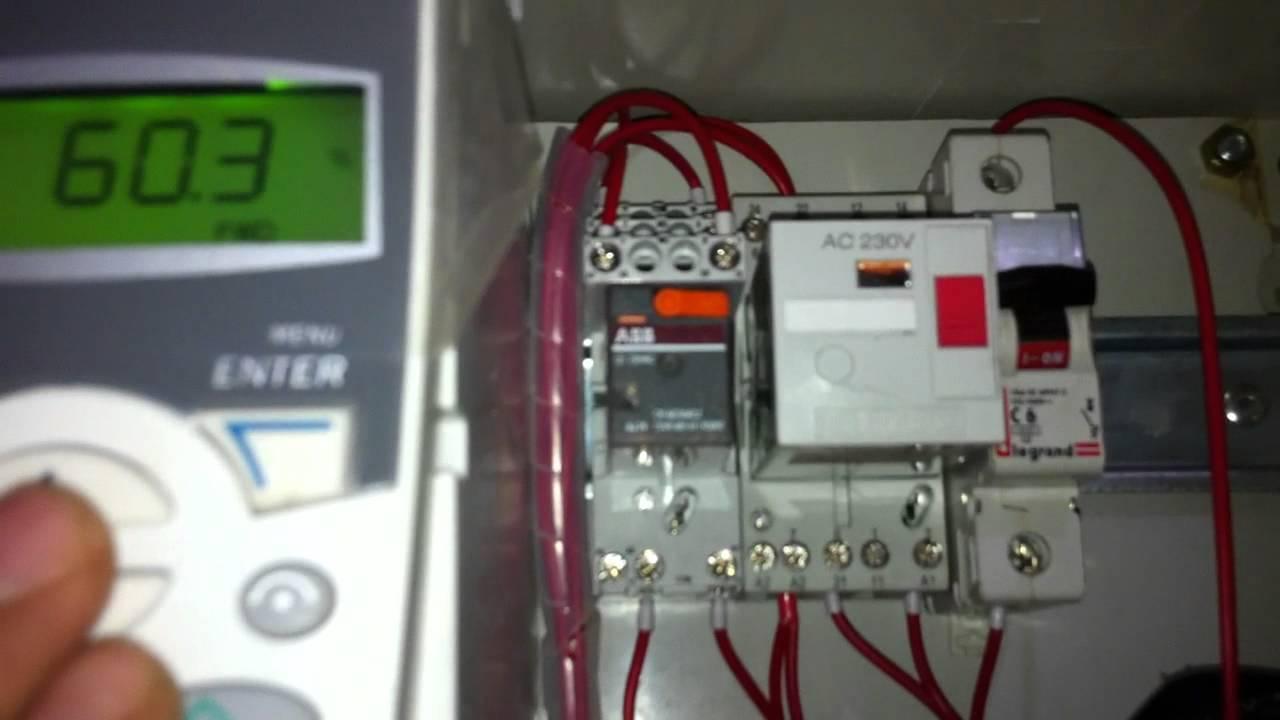 Circuito Variador De Frecuencia : Automatización quesería variador de frecuencia abb acs