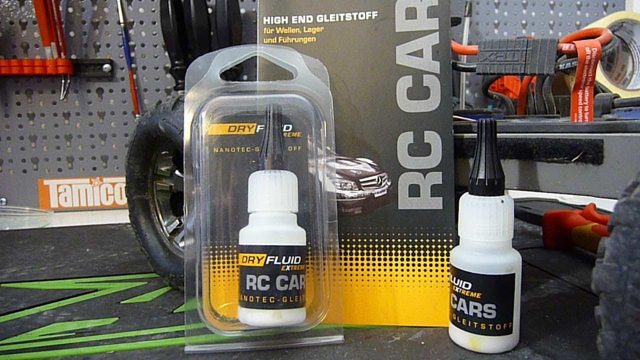 produkttest dryfluid extreme rc cars high end. Black Bedroom Furniture Sets. Home Design Ideas