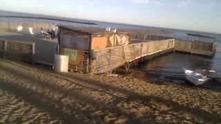 Отдых на Яровом в 2011 году, прогулка по пляжу(This video was uploaded from an Android phone., 2011-08-01T14:32:11.000Z)