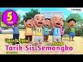 Tarik Sis Semongko - Dj Angklung  Bunga  Versi Upin Ipin Feat Bear Band #DNS
