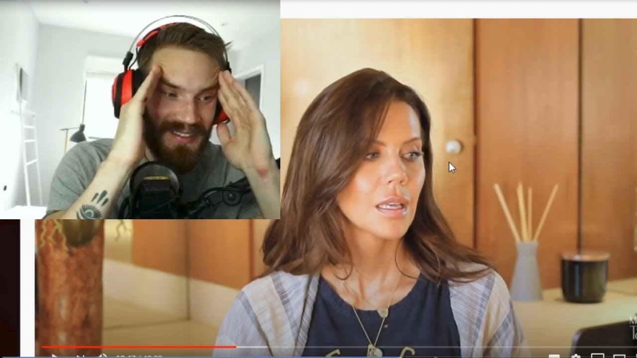 Download PewDiePie Angry At Tati's Apology ..