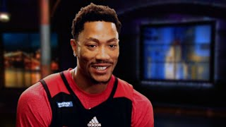 Derrick Rose:  Getting to the Point