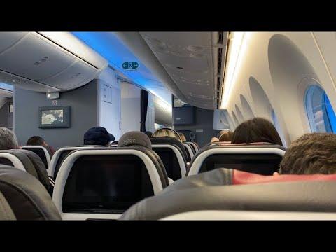 Trip Report: American Airlines Boeing 787-8 Dreamliner Manchester - Philadelphia (Economy)