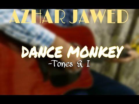 DANCE MONKEY | Tones & I | Fingerstyle Cover