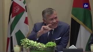 جلالة الملك يؤكد ضرورة إجراء تقييم شامل لمشروع اللامركزية - (17-10-2018)