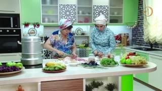 Таджикский хушан! Кухня с акцентом.