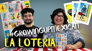 Growing Up Mexican | La Lotería | mitú