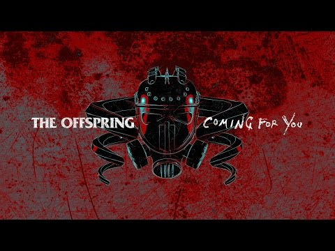 "On the eve of Worldwide Tour The Offspring released a new track ""Coming For You"""